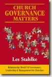 Church Governance Matters Book