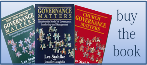 Governance Matters Relationship Model Book Ad